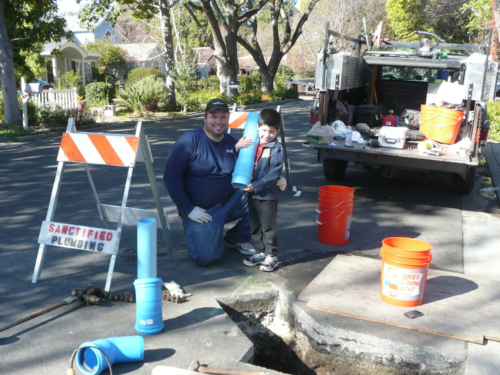 Menlo Park & Redwood City Plumbing Repair Services