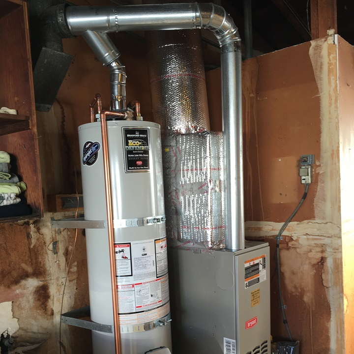 water heater installation menlo park ca
